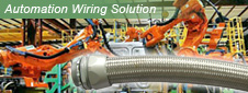 Over Braided Flexible Conduit,Flexible Conduit Fittings - Industry automation wiring solution