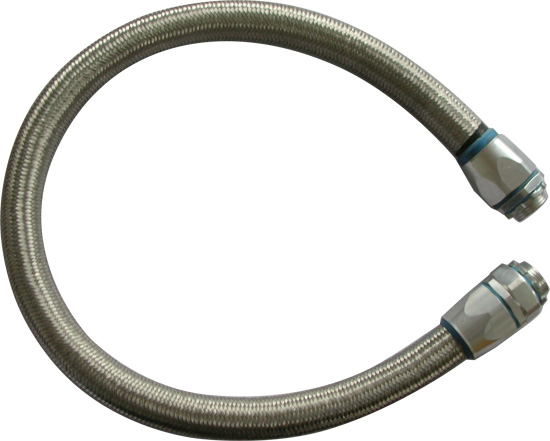 over-braided Flexible Conduit Systems For Healthcare,Food Manufacturing Cable Management