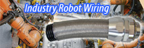 Nylon conduit system for industry control wiring